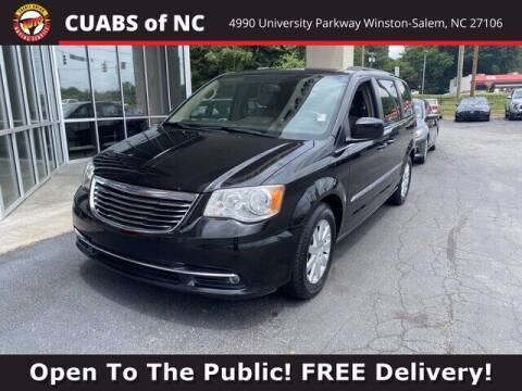 2014 Chrysler Town and Country for sale at Credit Union Auto Buying Service in Winston Salem NC