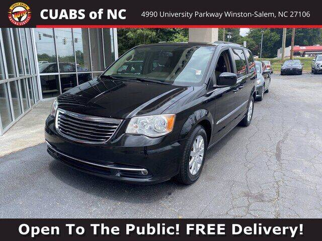 2014 Chrysler Town and Country for sale at Summit Credit Union Auto Buying Service in Winston Salem NC