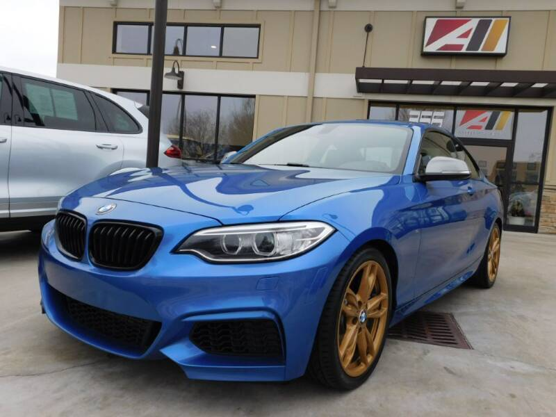 2014 BMW 2 Series for sale at Auto Assets in Powell OH