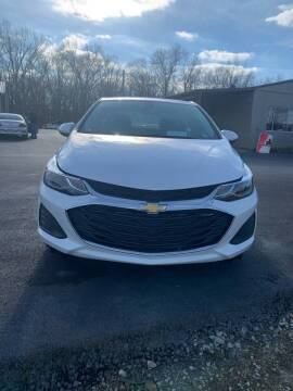 2019 Chevrolet Cruze for sale at RHK Motors LLC in West Union OH