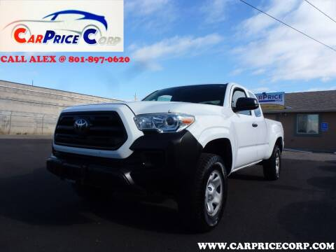 2019 Toyota Tacoma for sale at CarPrice Corp in Murray UT