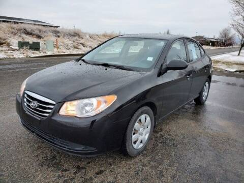 2010 Hyundai Elantra for sale at Group Wholesale, Inc in Post Falls ID