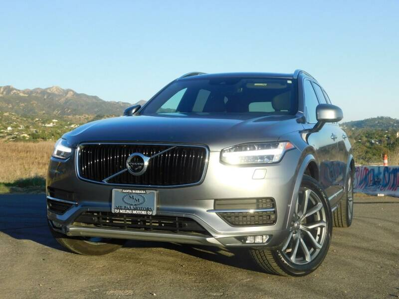 2017 Volvo XC90 for sale at Milpas Motors in Santa Barbara CA