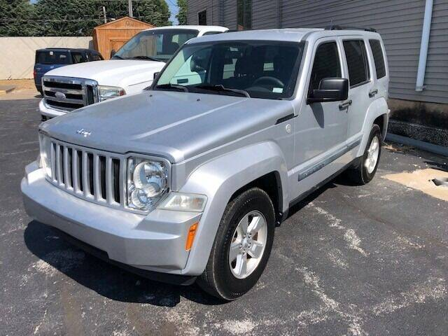 2010 Jeep Liberty for sale at RT Auto Center in Quincy IL