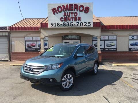 2014 Honda CR-V for sale at Romeros Auto Center in Tulsa OK