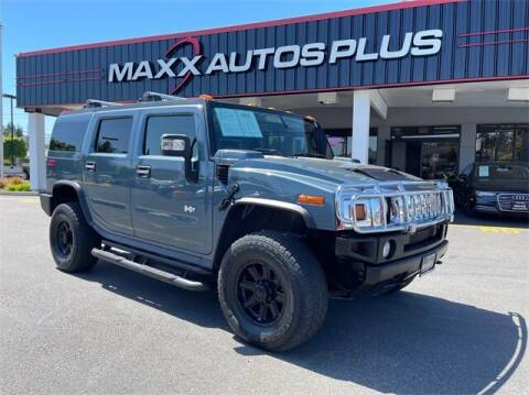 2006 HUMMER H2 for sale at Maxx Autos Plus in Puyallup WA