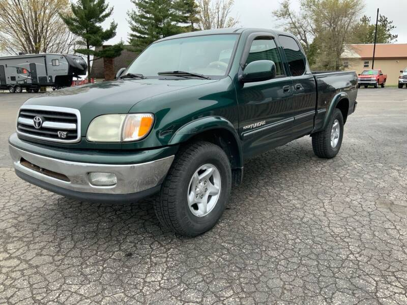 2002 Toyota Tundra for sale at Stein Motors Inc in Traverse City MI