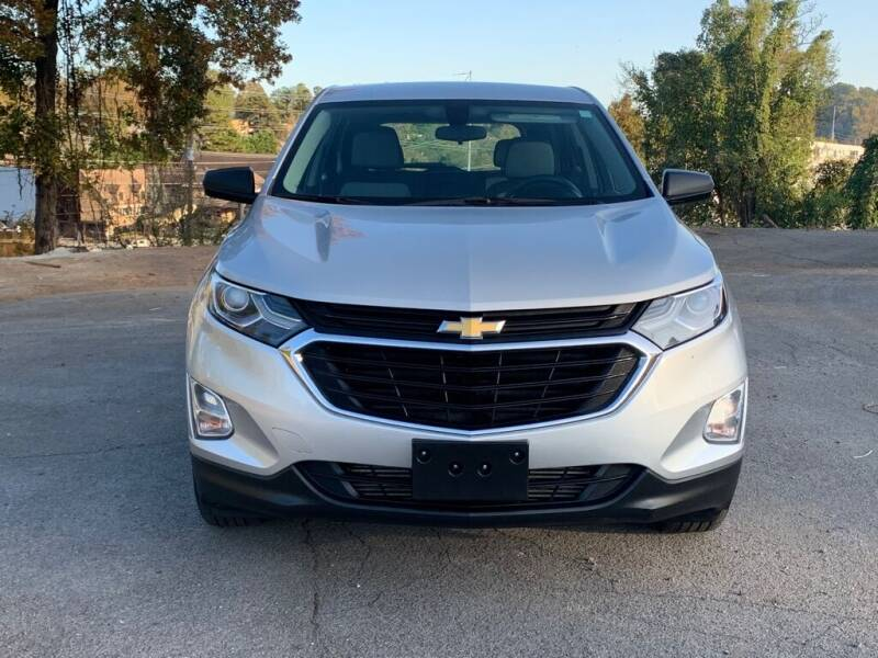 2018 Chevrolet Equinox for sale at Car ConneXion Inc in Knoxville TN