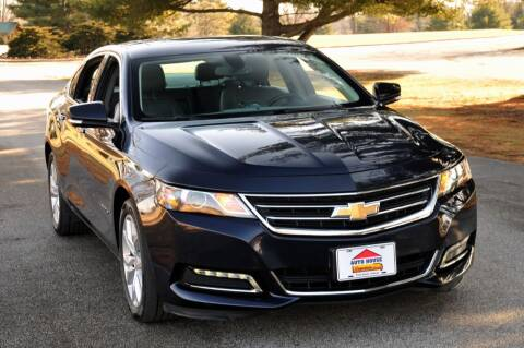 2019 Chevrolet Impala for sale at Auto House Superstore in Terre Haute IN