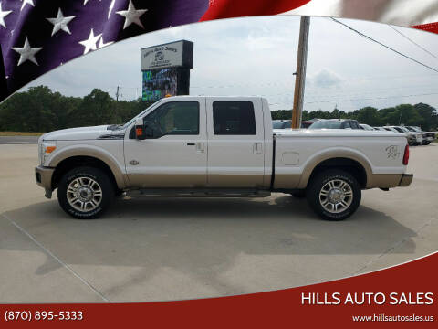 2014 Ford F-250 Super Duty for sale at Hills Auto Sales in Salem AR