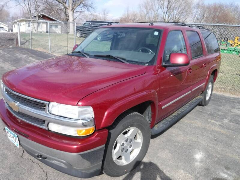 2005 Chevrolet Suburban for sale at J & K Auto - J and K in Saint Bonifacius MN
