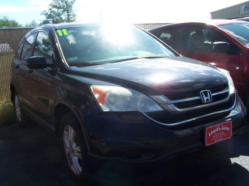 2011 Honda CR-V for sale at Lloyds Auto Sales & SVC in Sanford ME