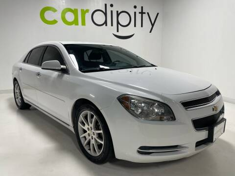 2012 Chevrolet Malibu for sale at Cardipity in Dallas TX