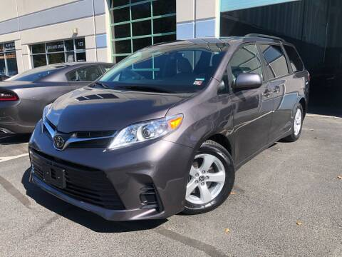 2020 Toyota Sienna for sale at Best Auto Group in Chantilly VA