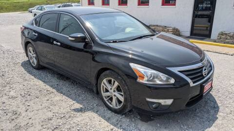 2013 Nissan Altima for sale at Sarpy County Motors in Springfield NE