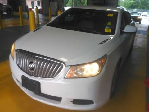 2012 Buick LaCrosse for sale at TEXAS MOTOR CARS in Houston TX