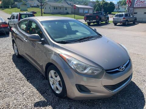 2013 Hyundai Elantra for sale at Trocci's Auto Sales in West Pittsburg PA