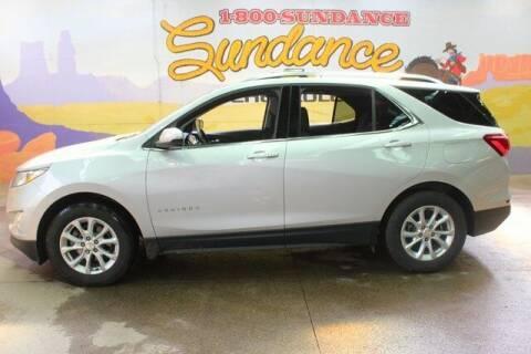 2019 Chevrolet Equinox for sale at Sundance Chevrolet in Grand Ledge MI