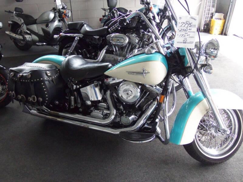 1992 Harley-Davidson heritage softtail  - Easton PA
