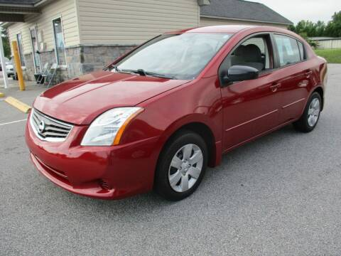 2010 Nissan Sentra for sale at Creech Auto Sales in Garner NC