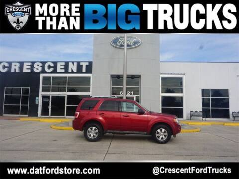 2012 Ford Escape for sale at Crescent Ford in Harahan LA