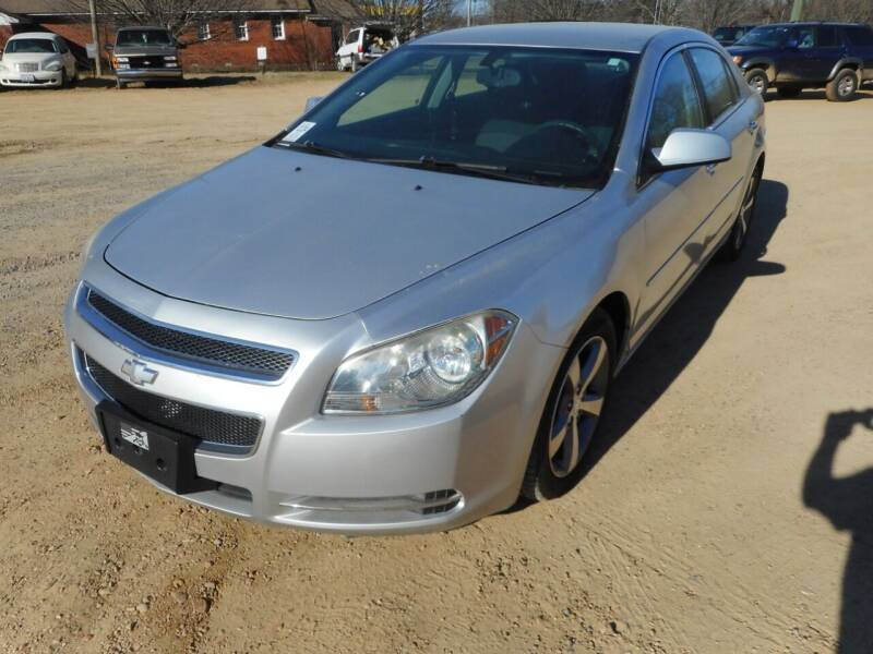 2012 Chevrolet Malibu for sale at Cooper's Wholesale Cars in West Point MS