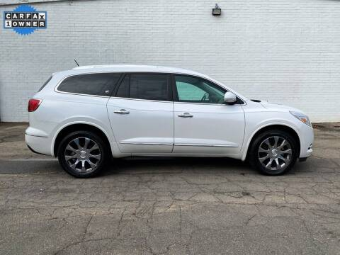 2016 Buick Enclave for sale at Smart Chevrolet in Madison NC