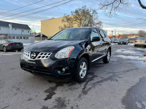 2013 Nissan Rogue for sale at Kapos Auto, Inc. in Ridgewood, Queens NY