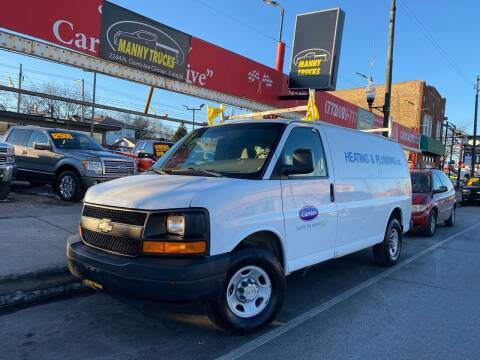 2009 Chevrolet Express Cargo for sale at Manny Trucks in Chicago IL