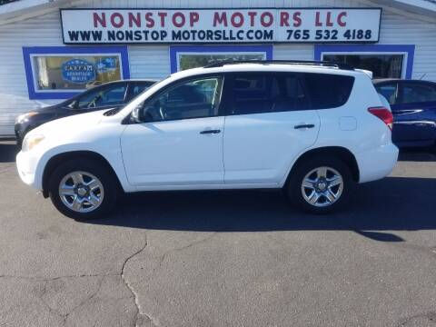2007 Toyota RAV4 for sale at Nonstop Motors in Indianapolis IN