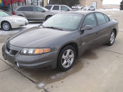 2002 Pontiac Bonneville for sale at IVERSON'S CAR SALES in Canton SD