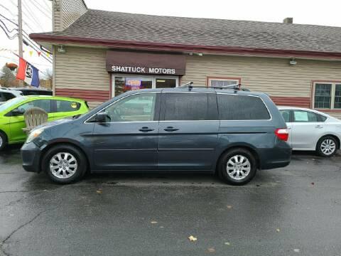 2005 Honda Odyssey for sale at Shattuck Motors in Newport VT