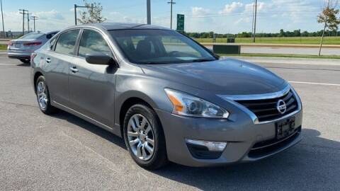 2015 Nissan Altima for sale at Napleton Autowerks in Springfield MO