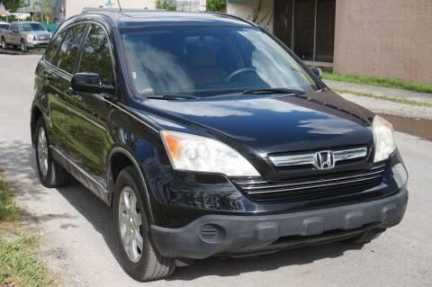 2009 Honda CR-V for sale at SUPER DEAL MOTORS 441 in Hollywood FL
