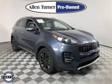 2019 Kia Sportage for sale at Allen Turner Hyundai in Pensacola FL