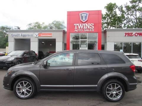 2018 Dodge Journey for sale at Twins Auto Sales Inc in Detroit MI