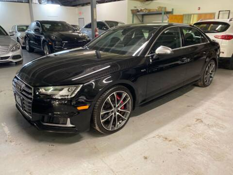 2018 Audi S4 for sale at LUXURY CARS OF NY in Queens NY