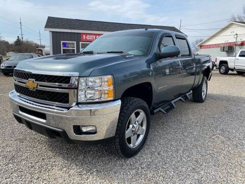 2011 Chevrolet Silverado 2500HD for sale at Y City Auto Group in Zanesville OH
