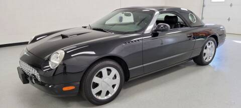 2002 Ford Thunderbird for sale at 920 Automotive in Watertown WI