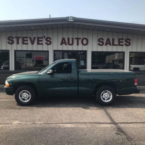 1999 Dodge Dakota for sale at STEVE'S AUTO SALES INC in Scottsbluff NE