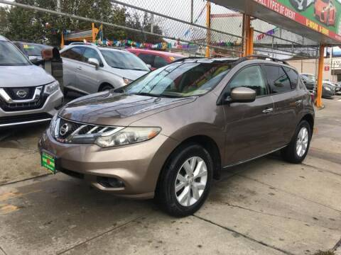 2011 Nissan Murano for sale at Sylhet Motors in Jamacia NY