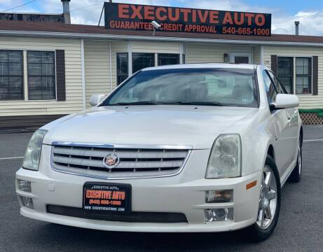 2006 Cadillac STS for sale at Executive Auto in Winchester VA