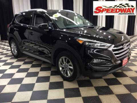 2017 Hyundai Tucson for sale at SPEEDWAY AUTO MALL INC in Machesney Park IL
