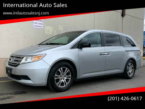2011 Honda Odyssey for sale at International Auto Sales in Hasbrouck Heights NJ
