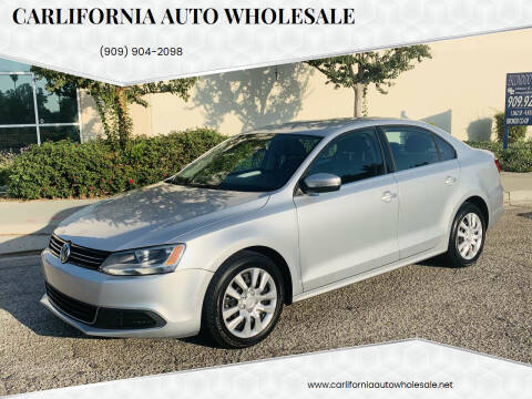 2013 Volkswagen Jetta for sale at CARLIFORNIA AUTO WHOLESALE in San Bernardino CA