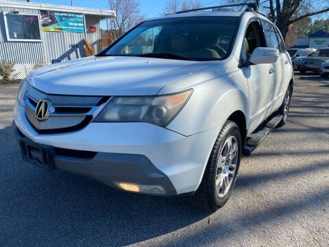 2009 Acura MDX for sale at Atlantic Auto Sales in Garner NC