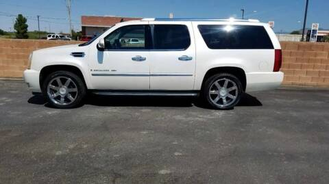 2007 Cadillac Escalade ESV for sale at Ryan Richardson Motor Company in Alamogordo NM