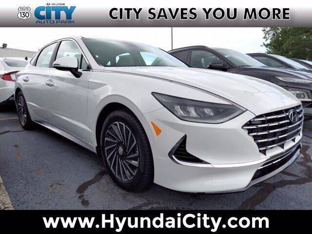 2020 Hyundai Sonata Hybrid for sale at City Auto Park in Burlington NJ