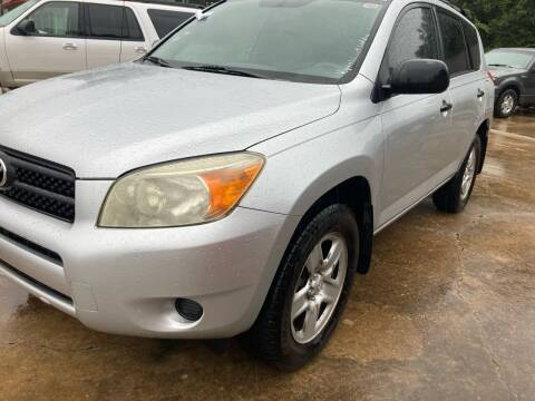 2006 Toyota RAV4 for sale at Peppard Autoplex in Nacogdoches TX