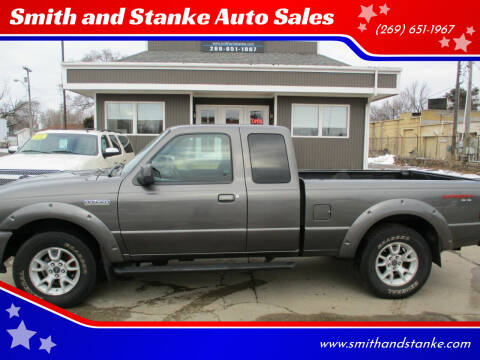 2011 Ford Ranger for sale at Smith and Stanke Auto Sales in Sturgis MI